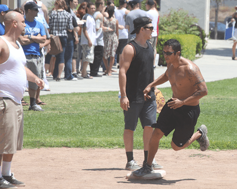 Sports at Park
